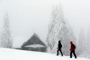Η φωτογραφία της ημέρας: Στιγμιότυπο από την χιονισμένη Τσεχία!