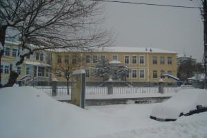 Ποια σχολεία θα παραμείνουν κλειστά και την Τετάρτη, λόγω κακοκαιρίας
