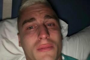 Το απόλυτο ξεφτίλισμα για τον Βράνιες: H Γελένα πόσταρε στο Facebook γυμνές φωτο και κλάματα!