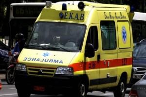 Τραγωδία στα Χανιά: Έπεσε από 4 μέτρα ύψος και σκοτώθηκε!