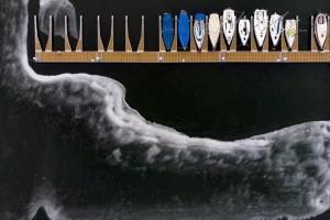 Η φωτογραφία της ημέρας: Αεροφωτογραφία από την παγωμένη λίμνη Μπάλατον!