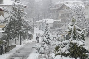 Έρχεται νέος και πιο σφοδρός χιονιάς στα τέλη του μήνα: Θα το στρώσει και στην Αθήνα!