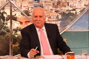 """Γιώργος Παπαδάκης: """"Προκαλώ να έρθουν να πάρουν τα χαπάκια μου, τα παίρνω για να ηρεμήσω από..."""""""