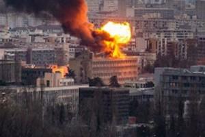 Μεγάλη έκρηξη σε Πανεπιστημιούπολη στη Λυών!