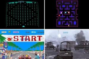 Η εξέλιξη των video games από το 1952 μέχρι σήμερα! (video)