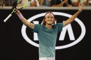 Στέφανος Τσιτσιπάς: Πότε θα τον δούμε στον μεγάλο ημιτελικό;