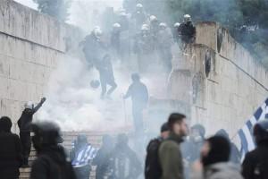 Επίθεση κατά δημοσιογράφων και φωτορεπόρτερ!