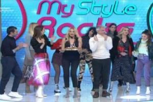My Style Rocks 2: Έσβησαν κεράκια και το έριξαν στο χορό και το φαγητό! (video)