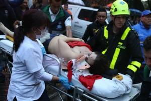 Κολομβία: Πολύνεκρη βομβιστική επίθεση στη Μπογκοτά!
