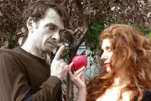 «ΑΔΑΜ & ΕΥΑ» του Μαρκ Τουαίην στο Studio Μαυρομιχάλη!