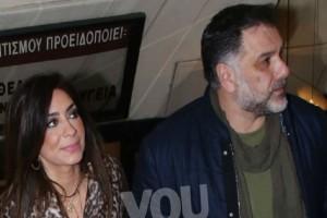 Γρηγόρης Αρναούτογλου - Νάνσυ Αντωνίου: Δεν κρύβουν πλέον τον έρωτα τους!