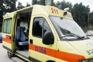 Σοβαρό τροχαίο δυστύχημα στην παλαιά εθνική οδό Θεσσαλονίκης - Κατερίνης!