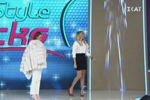 My Style Rocks 2: Η οικειοθελής αποχώρηση και το ξέσπασμα της Λέκα! (video)