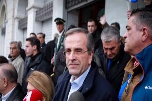 Στο συλλαλητήριο για τη Μακεδονία ο Αντώνης Σαμαράς!  Είναι μια διαδήλωση για την Ελλάδα και τη Δημοκρατία!