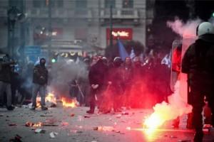 Η ΕΛΑΣ άφησε στους ακραίους και διέλυσε το συλλαλητήριο για τη Μακεδονία!