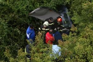 Ανείπωτη τραγωδία στην Ευρυτανία: Έπεσε σε γκρεμό με το αυτοκίνητο...