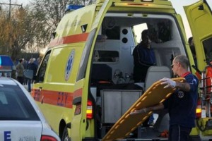 Σύγκρουση βαν με νταλίκα στην Ιεράπετρα: Νεκρός ένας 52χρονος