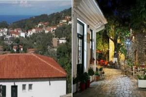 Το μοναδικό χωριό στην Ελλάδα που τα μαγαζιά ανοίγουν στις 11 το βράδυ και κλείνουν το πρωί!