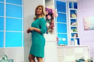 Ζήνα Κουτσελίνη: Δεν φαντάζεστε από ποια πασίγνωστη ηθοποιό είχε εξασφαλίσει την πρώτη τηλεοπτική συνέντευξη!