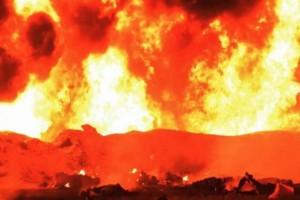 Μεξικό: 66 οι νεκροί από την πυρκαγιά σε πετρελαιαγωγό