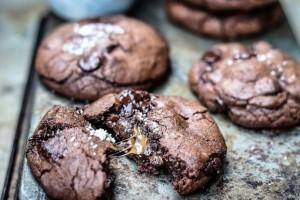 Μπισκότα nutella με 3 υλικά! (video)