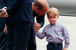 Ο πρίγκιπας Τζορτζ μόλις αποκάλυψε το παρατσούκλι του και μας τρέλανε!