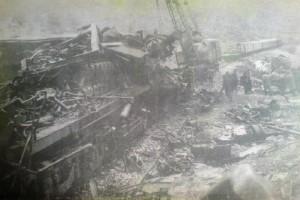 Σαν σήμερα στις 16 Ιανουαρίου το 1972 έγινε το πολύνεκρο σιδηροδρομικό δυστύχημα στο Δοξαρά!