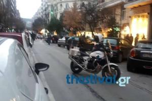 Θεσσαλονίκη: Φωτιά σε διαμέρισμα - Επιχείρηση απεγκλωβισμού ηλικιωμένης!