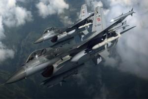 Αιγαίο: Είκοσι παραβιάσεις από οπλισμένα τουρκικά F16!