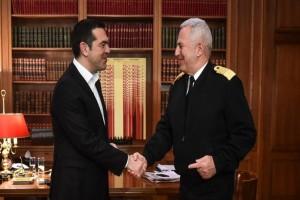 """""""Φορέστε καλά τη στολή σας γιατί από αύριο…""""! Τι είπε ο Τσίπρας στον νέο Υπουργό Εθνικής Άμυνας!"""