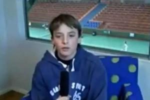 Στέφανος Τσιτσιπάς: Τι έλεγε στα 13 του για το είδωλό του, Φέντερερ;