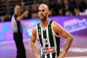ΠΑΟΚ - Παναθηναϊκός: MVP του τελικού ο Νικ Καλάθης!