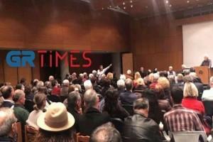 «Η Μακεδονία είναι ελληνική. Ξεπουλήσατε την Μακεδονία»! - Εξαγριωμένοι πολίτες αποδοκίμασαν τον Τριαντάφυλλο Μηταφίδη! (Video)