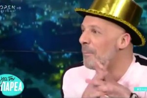 """""""Για την παρέα"""": To περιστατικό on air και η αντίδραση του Νίκου Μουτσινά! (video)"""