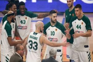 """Φαρσοκωμωδία στο ΟΑΚΑ: Με το """"έτσι θέλω"""" αποχώρησε ο Ολυμπιακός! Στον τελικό ο Παναθηναϊκός με ένα... ημίχρονο!"""