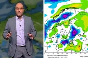 Ο Σάκης Αρναούτογλου προειδοποιεί: Έρχεται ραγδαία αλλαγή του καιρού!