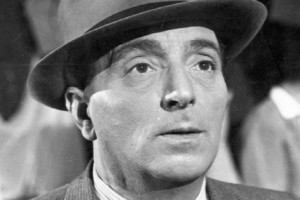 Σαν σήμερα στις 20 Φεβρουαρίου το 1960 πέθανε ο Βασίλης Λογοθετίδης