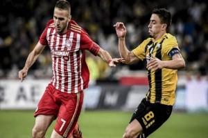 Super League: Ντέρμπι Ολυμπιακός - ΑΕΚ στο Καραϊσκάκη!