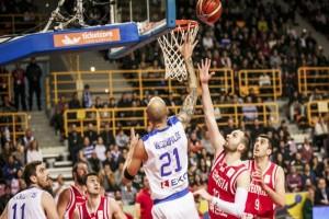 Ελλάδα - Γεωργία 81-69
