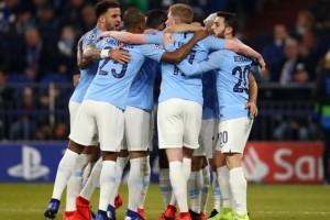 Champions League: Σάλκε - Μάντσεστερ Σίτι 2-3!