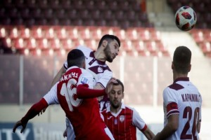 Super League: Λάρισα - Ξάνθη 1-1!