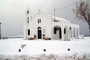 Ψυχρή εισβολή του χιονιά: Θα το στρώσει μέχρι και τον Πειραιά! Αναλυτικοί χάρτες!