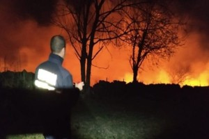 Περισσότερες από 50 πυρκαγιές μαίνονται στη βόρεια Ισπανία! (vIdeo)