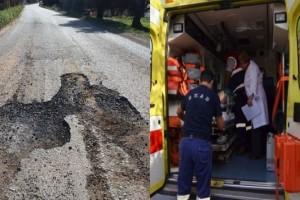 Τραγωδία στον Βόλο: Η λακκούβα τον έστειλε στον θάνατο! Πέθανε μπροστά στα μάτια φίλου του