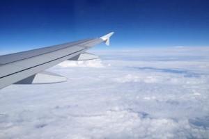 Άνδρας γδύθηκε μέσα στο αεροπλάνο και προκάλεσε πανικό! (photos)