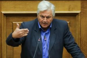 Παπαχριστόπουλος: Εξέφρασε την επιθυμία του να ενταχθεί στο ΣΥΡΙΖΑ!