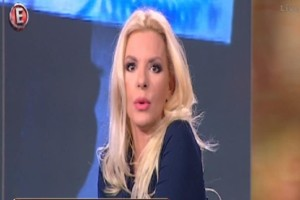 Έπιασε τον σύντροφό της με άλλον άνδρα: Χαμός με την Αννίτα Πάνια!