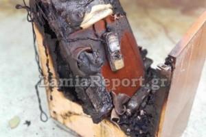 Θρίλερ στην Λαμία: Φωτιά σε σπίτι από έκρηξη κινητού! Πως ξεκίνησε ο εφιάλτης;
