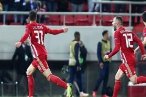 Europa League: Απίστευτο γκολ για τον Ολυμπιακό κόντρα στην Ντιναμό! (video)
