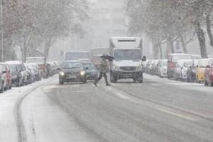 Πολικές αέριες μάζες από 23 Φεβρουαρίου στην Ελλάδα: Σφορδή χιονόστρωση ακόμα και στο κέντρο της Αθήνας!